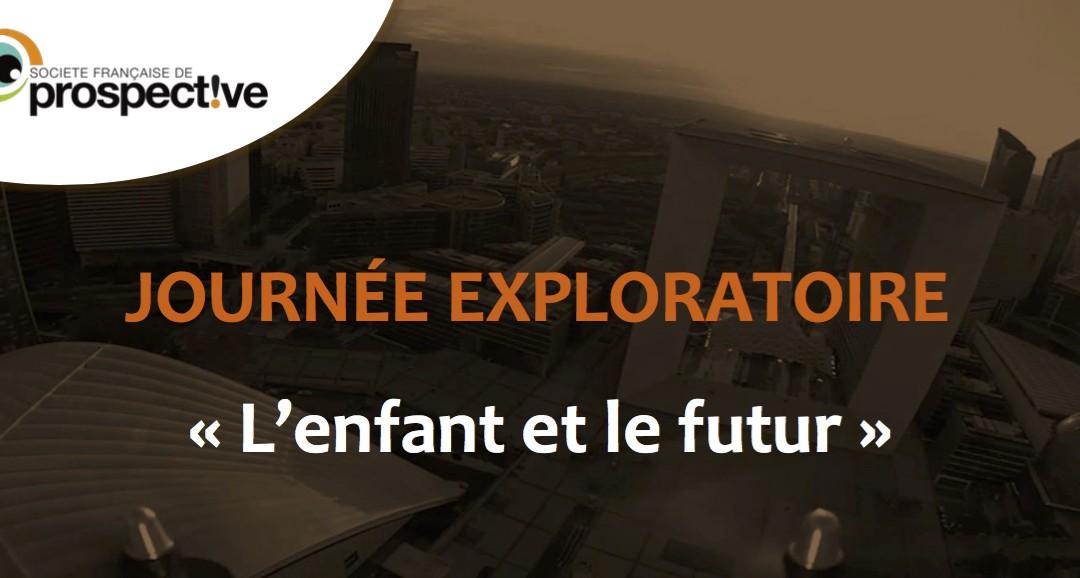 L'enfant et le futur, à la Société française de prospective